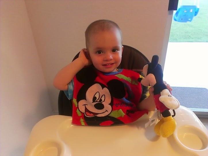 A big Mickey fan