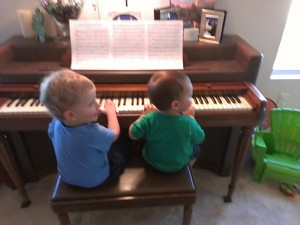 Piano buddies