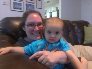 Mommy and Joseph