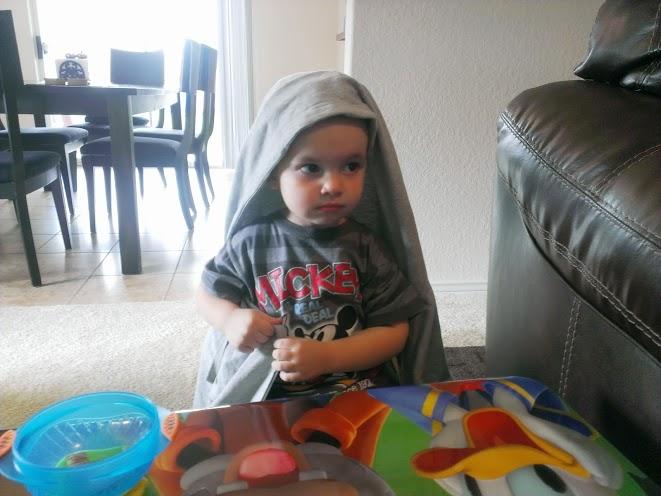 More hoodie time